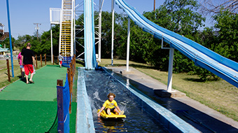 Big Splash Water Slide